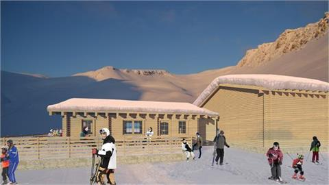Skiclub in Grönland 2016